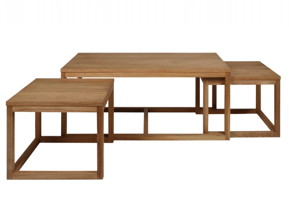 3 Coffee Table Set I Wish To Find One With Storage Shelf So I Can Place My Favorite Chinese Tea Leafs And Few Books That I Plan To Read Recently (Image 2 of 10)