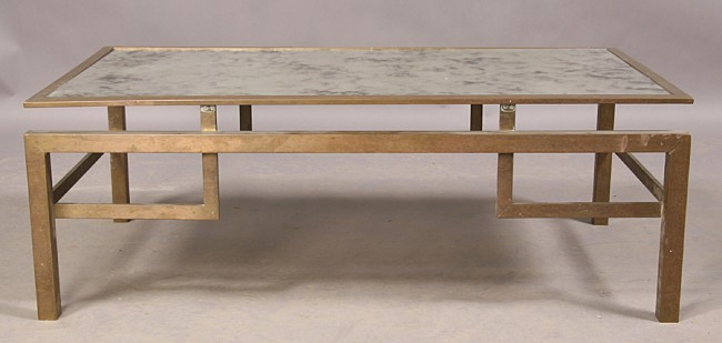 Antique Brass And Glass Coffee Table Coffee Table Becomes The Supporting Furniture That Will Make Your Room Greater (Image 2 of 10)