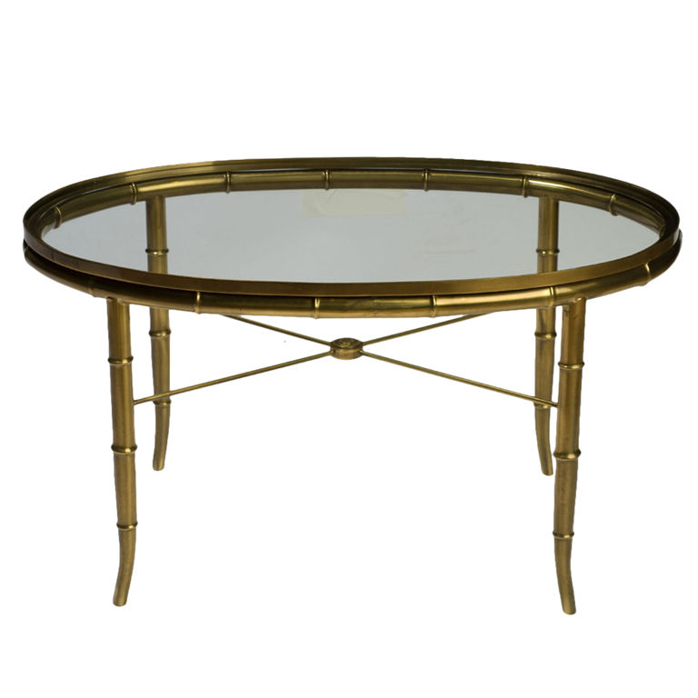 Featured Photo of Bamboo Glass Coffee Tables