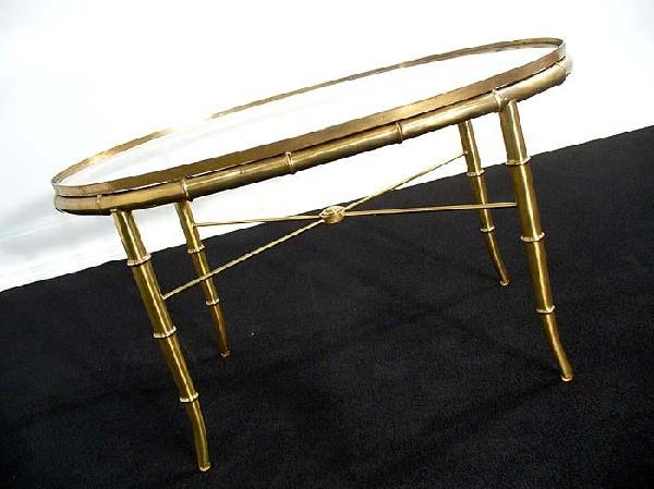 Bamboo Glass Coffee Table Use The Largest As A Coffee Table Or Group Them For A Graphic Display (View 9 of 10)
