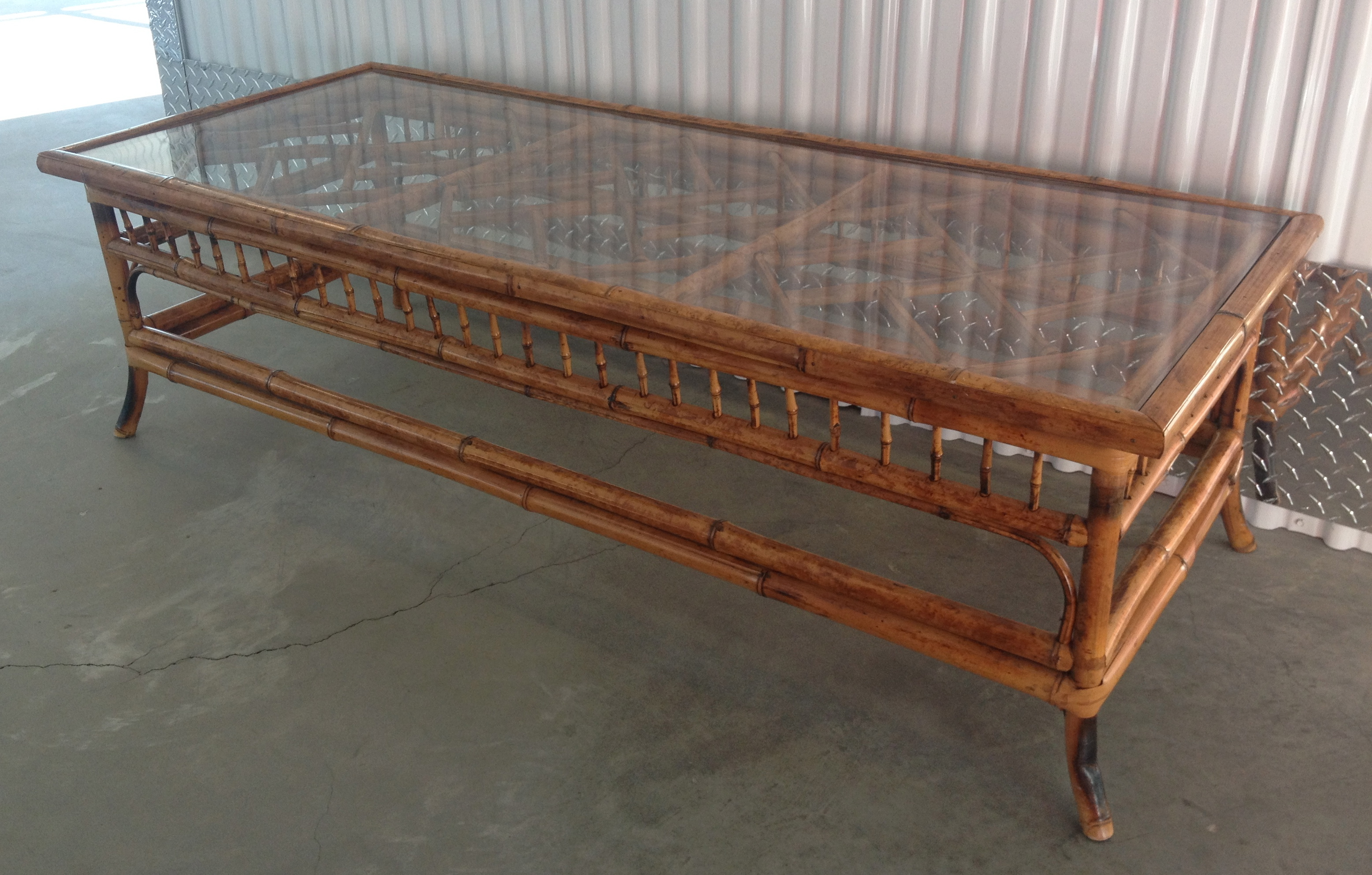 Bamboo Glass Coffee Table Wooden Furniture Made By Compressure Molding Was Founded In 1983 With The Aim Of Increasing The Interest For This Technique (View 10 of 10)
