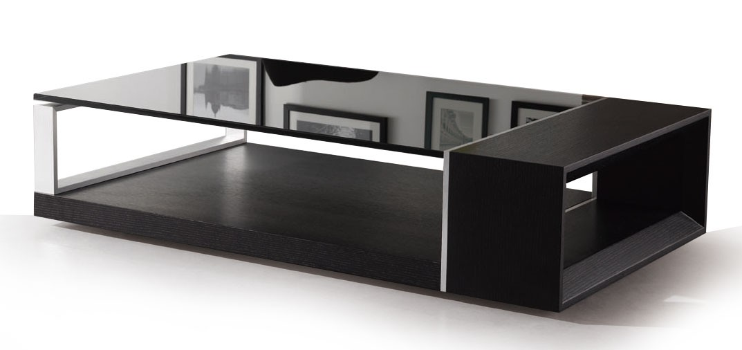 Black-Coffee-Table-With-Glass-Complete-your-lounge-room-with-the-perfect-coffee-table (Image 2 of 9)