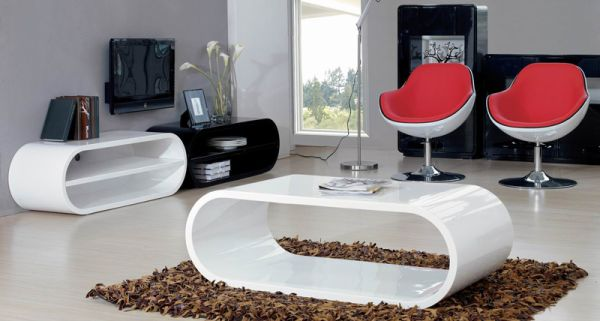 Featured Photo of Modern Coffee Tables Detail Example Free