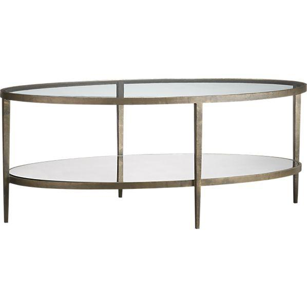 Bronze Glass Coffee Table A Glass Coffee Table Is The Perfect Choice For Furnishing Any Living Room (Image 1 of 10)