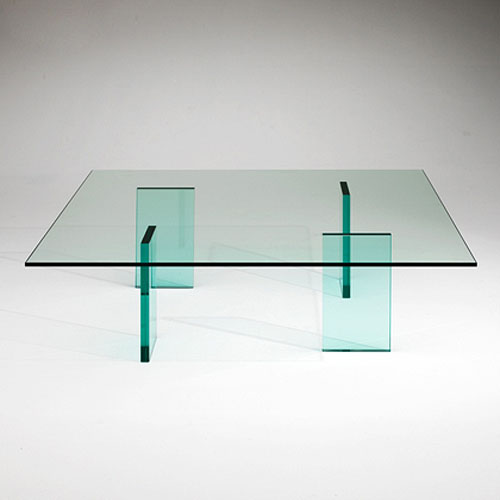 Coffee-Glass-Tables-Unique-and-Functional-Shower-Bench-Designs-Modern-clear-bent-glass-rectangular-coffee-table-Strada-modern (Image 9 of 10)