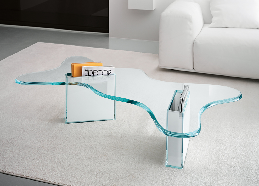 Coffee Table Glass The Perfect Size To Fit With One Of Beautiful Interior Furniture Design Our Younger Sectional Sofas (Image 6 of 10)