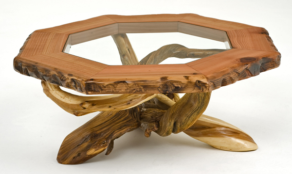 Coffee-Table-Juniper-with-Glass-Rustic-Glass-Coffee-Table-cool-light-brown-color-furnish-natural-color (Image 2 of 10)