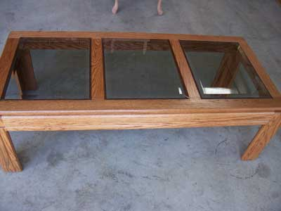 Coffee-Table-With-Glass-Top-Rustic-meets-elegant-in-this-spherical-Coffee-table-becomes-the-supporting-furniture (Image 6 of 10)