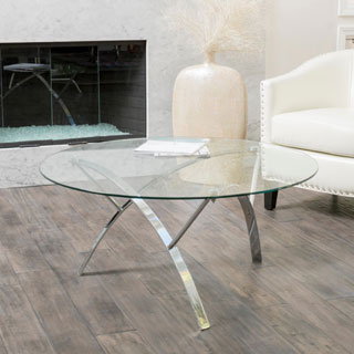 Coffee Table With Glass Is Usually In Small Size With Variation On The Design And Also The Material (Image 5 of 10)