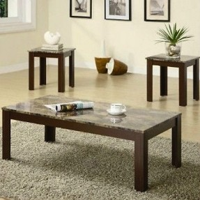 Coffee Table Buy Fine Furniture 3 Piece Coffee Table And End Table Set On Sale (Image 2 of 10)