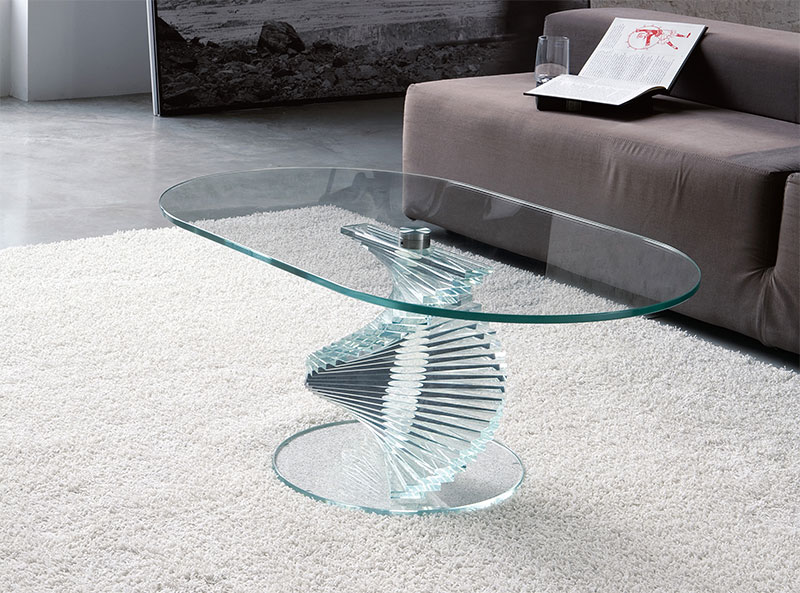Coffee-table-with-ottomans-All-Narcissist-and-Nemesis-Family-Modern-Design-Sofa-Table-contemporary-Glass (Image 2 of 10)