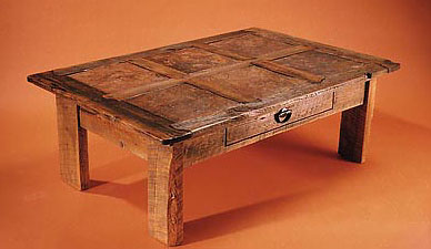 Coffee Table 6tile Rustic Coffee Tables In Barnwood Cheap Rustic Coffee Table (View 6 of 9)