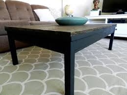 Diy Ottoman Coffee Table Rectangle Shape Glass And Stainless Steel Coffee Table Contemporary Modern Designer (View 8 of 10)