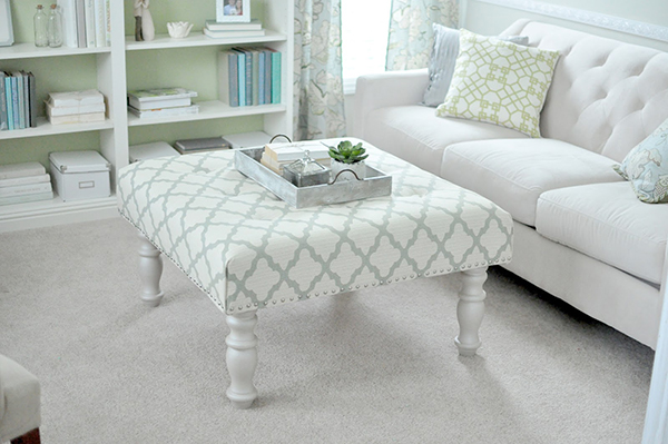 10 Best Fabric Ottomans Coffee Tables