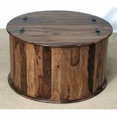 Free Ideas Download Round Shape Coffee Table Round Trunk Coffee Table Free (Image 3 of 10)