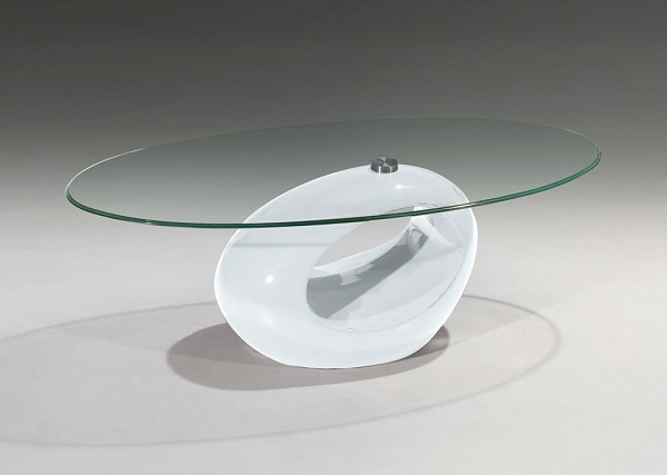 Geo Glass Coffee Table Has The Sophistication To Transform Any Regular Home Into An Ultra Modern Living Space (View 5 of 10)