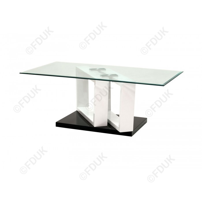 Geo Glass Coffee Table Is Both Practical And Stylish (View 6 of 10)