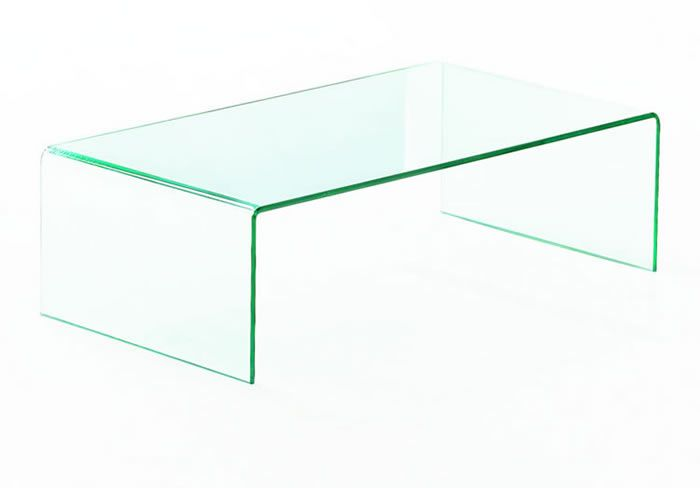 Geo Glass Coffee Table You Keep Your Things Organized And The Table Top Clear The Perfect Size To Fit With One Of Our Younger Sectional Sofas (View 10 of 10)
