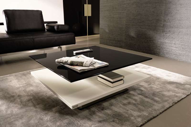 Glass Coffee Table Black Your Black Glass Doesnt Have To Be A Standard Shape Or Size Either Circular Tables And Bespoke Tables With Unusual Shapes Are Where Our Experience (Image 9 of 9)