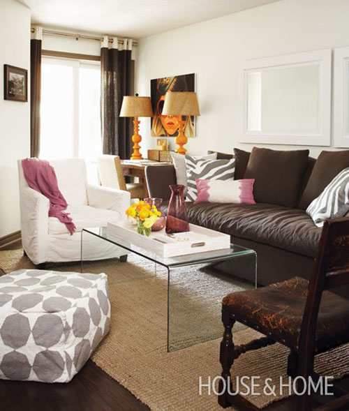 View Gallery of Glass Coffee Table Decorating (Showing 6 of ...