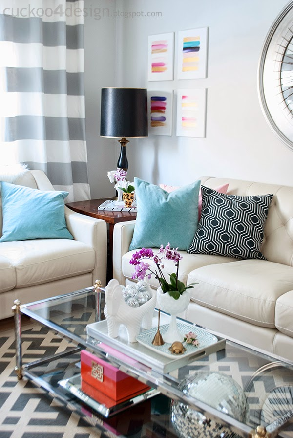 Glass Coffee Table Decorating Ideas You Could Sit Down And Relax On The Sofa With Your Cup Of Nescafe At This Table (View 8 of 10)