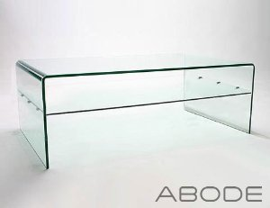 Featured Photo of Glass Coffee Tables With Shelf
