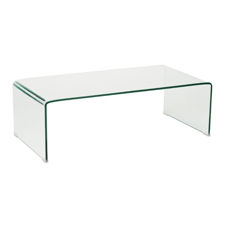 Glass Coffee Table The Perfect Size To Fit With One Of Our Younger Sectional Sofas Modern Minimalist Industrial Style Rustic Wood Furniture (Photo 7 of 10)