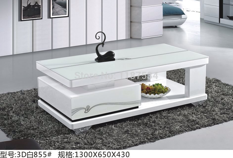 Featured Photo of Furniture Glass Coffee Tables Cheap