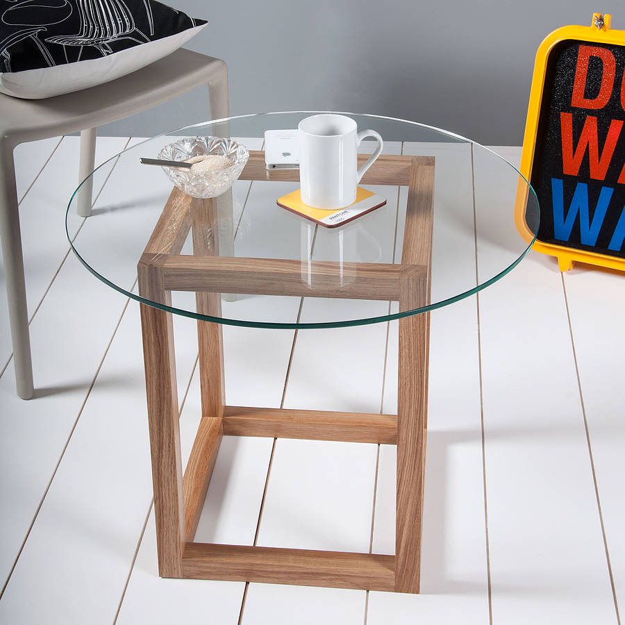 Glass Cube Coffee Table Wonderful Brown Walnut Veneer Lift Top Furniture Inspiration Ideas Simple And Neat Look (View 10 of 10)