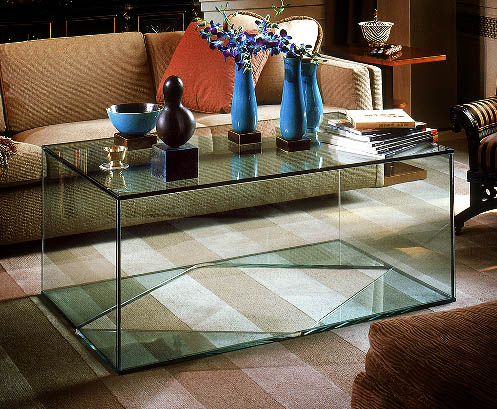 Glass Cube Coffee Table Industrial Style Rustic Wood Furniture Best Professionally Designed Good Luck To All Those Who Try (View 4 of 10)