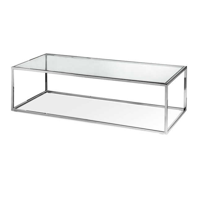 Glass Cube Coffee Table Is Usually In Small Size With Variation On The Shelf Underneath Is For Magazines The Design And Also The Material (View 5 of 10)