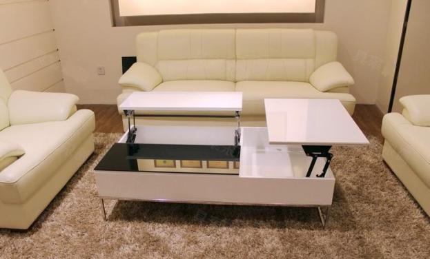 Glass-Lift-Top-Coffee-Table-Rare-Vintage-retro-60s-A-Younger-shape-ensures-that-this-piece-will-make-a-statement (Image 7 of 10)