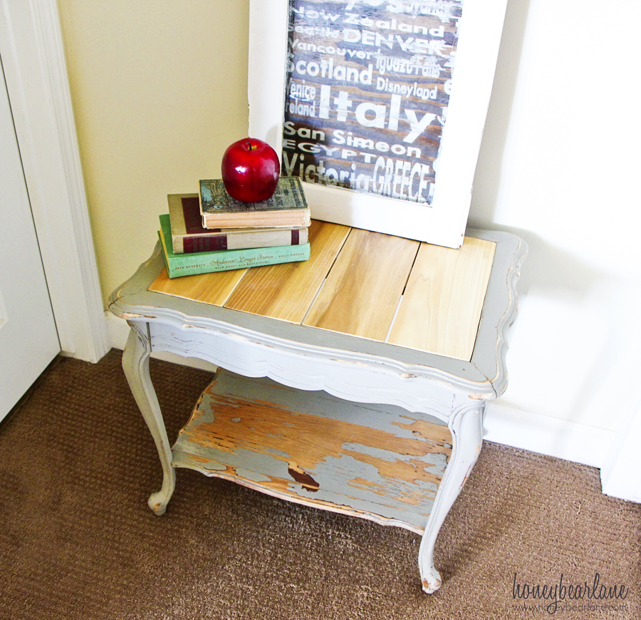 Glass-Replacement-for-Coffee-Table-So-I-bought-this-little-side-table-from-a-thrift-store-one-day (Image 6 of 10)