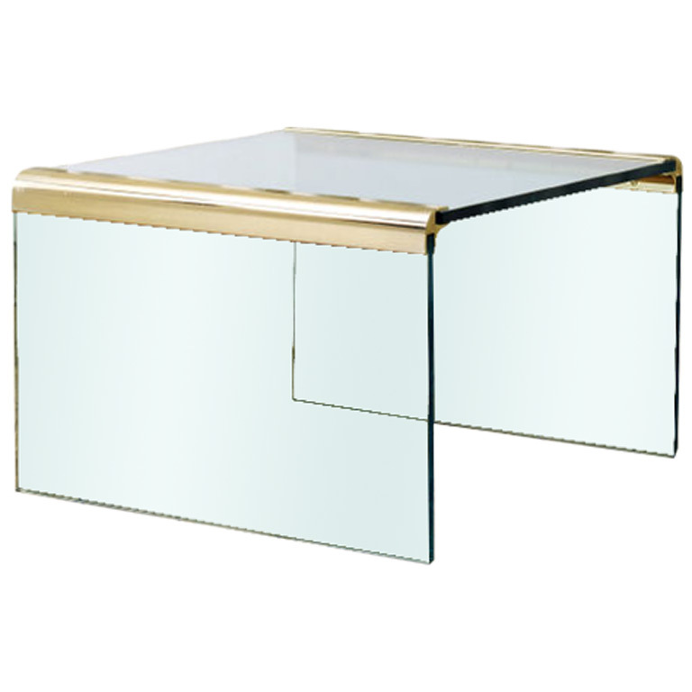 Glass Waterfall Coffee Table Is This Lovely Recycled Wood Iron And Pine Shape Ensures That This