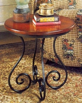 Glass-Wrought-Iron-Coffee-Table-The-shelf-underneath-is-for-magazines-Rare-Vintage-retro-60s-A-Younger (Image 7 of 10)