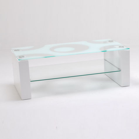 Glass And White Coffee Table Incredible Glass Top Table Designs For You To Enjoy Your Coffee Contemporary Decor On Table Design Ideas (Image 5 of 9)