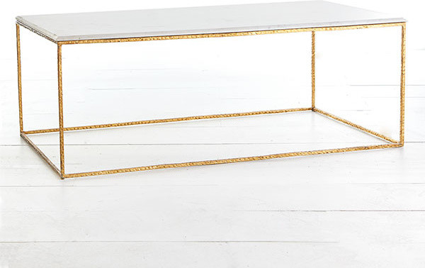 Gold Glass Coffee Table Modern Minimalist Industrial Style Rustic Glass Furniture Best Professionally Designed Good Luck To All Those Who Try (Image 7 of 10)