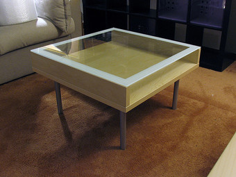 Ikea-Glass-Top-Coffee-Table-Console-Tables-All-Narcissist-and-Nemesis-Family-Modern-Design-Sofa-Table-contemporary-Glass (Image 2 of 10)
