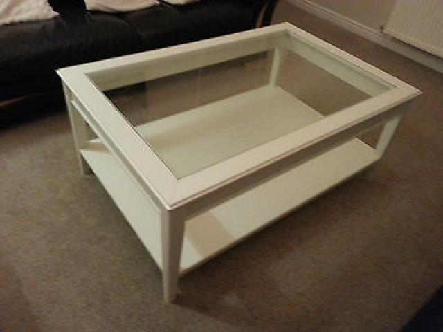 Marvelous Ikea White Glass Coffee Table Beautiful Interior Furniture
