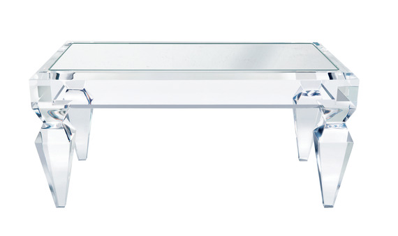 Iucite And Glass Coffee Table Use The Largest As A Coffee Table Or Group Them For A Graphic Display (View 7 of 9)