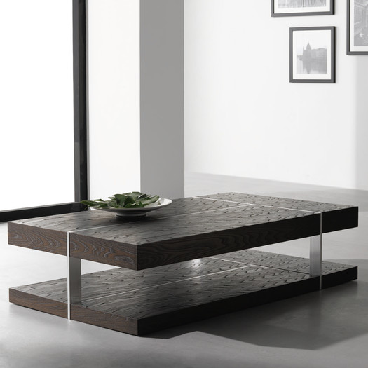 JandM-Modern-wood-coffee-table-reclaimed-metal-mid-century-round-natural-diy-All-modern-coffee-tables-cheap (Image 3 of 10)
