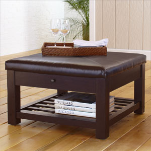 Leather-Coffee-Table-Ottoman-With-Storage-storage-compartments-may-be-made-of-marble-or-other-unique-materials (Image 6 of 9)