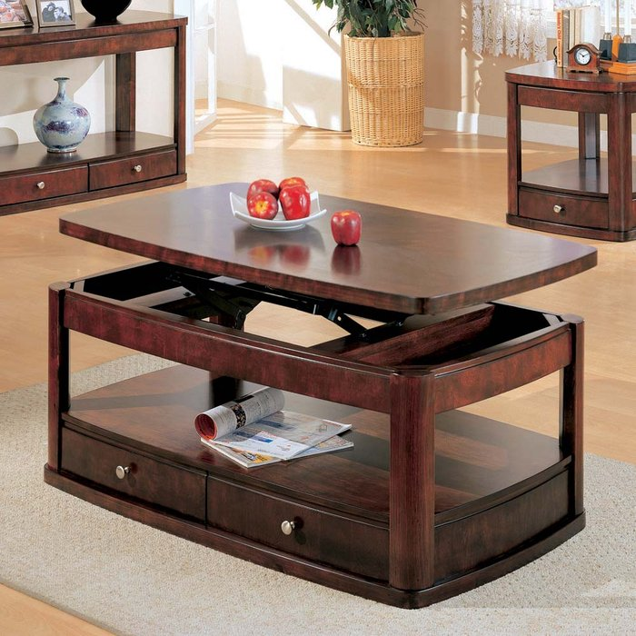 Lift Top Coffee Table Ikea As Coffee Table Sets For How To Install Fabulous Coffee Table Runners (View 6 of 10)