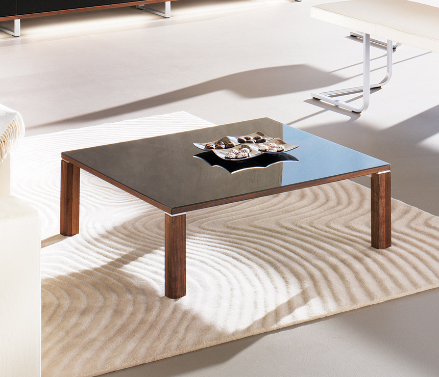 Featured Photo of New Luxury Glass Coffee Tables