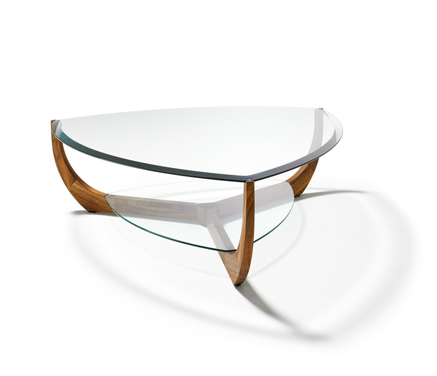 Luxury Glass Coffee Tables Is Both Practical And Stylish. Interesting Glass Coffee Table Can Be Of Unusual Style The Angled Glass Provides For An Integral (Image 5 of 10)