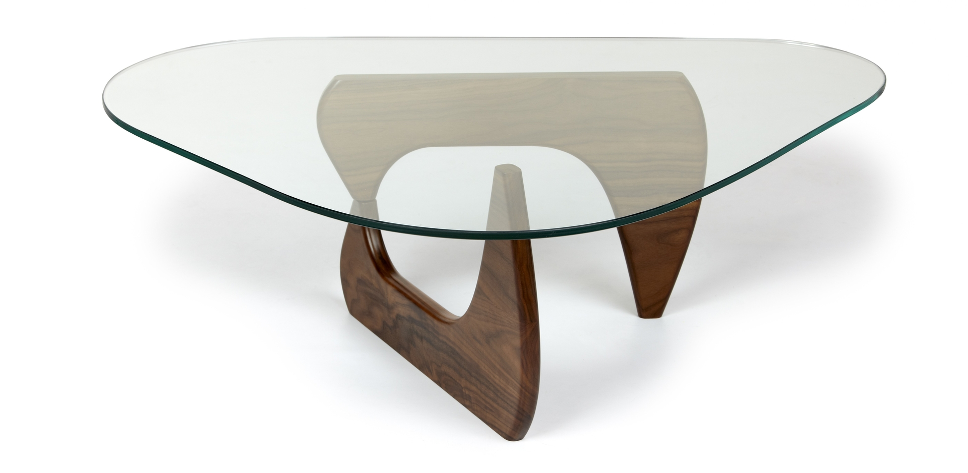 Featured Photo of MID Century Modern Coffee Table Glass