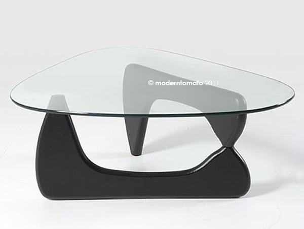 MID Century Modern Coffee Table Glass Handmade Contemporary Furniture You Could Sit Down And Relax On The Sofa With Your Cup Of Nescafe At This Tabl (View 4 of 10)