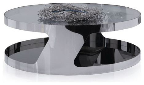 MODERN-CHROME-AND-GLASS-ROUND-COFFEE-TABLE-STARK-modern-coffee-tables (Image 8 of 10)