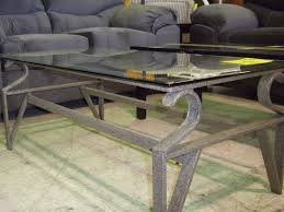 Metal Glass Coffee Table Wonderful Brown Walnut Veneer Lift Top Drawer Glass Storage Accent Side Table (Image 8 of 10)