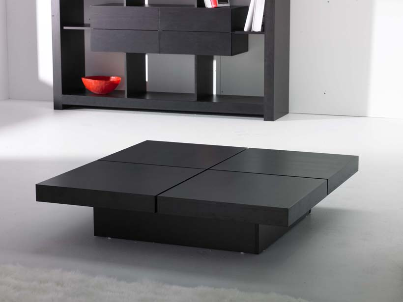 Featured Photo of Modern Square Indoor Coffee Tables